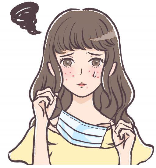 ニキビ 芯 食べる